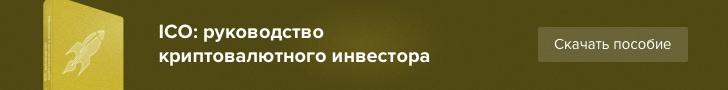 ico: руководство криптовалютного инвестора